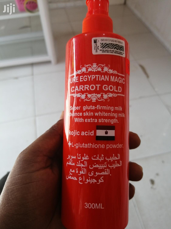 Pure Egyptian Magic Carrot Gold