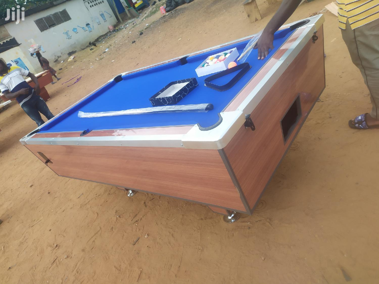 Coin Operating Snooker 🎱 Board Machine | Sports Equipment for sale in Kumasi Metropolitan, Ashanti, Ghana