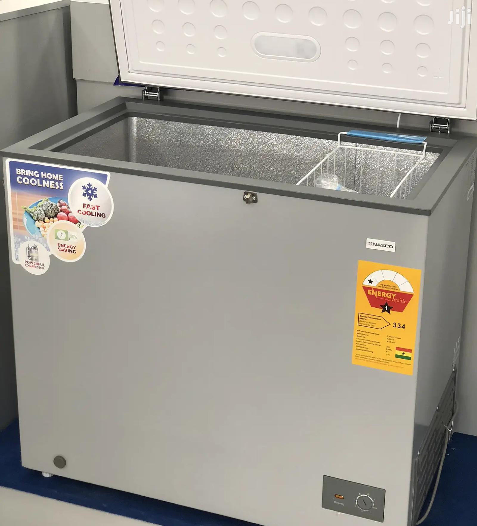 Nasco Chest Freezer 200L