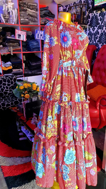 Archive: Maxi Long Dress
