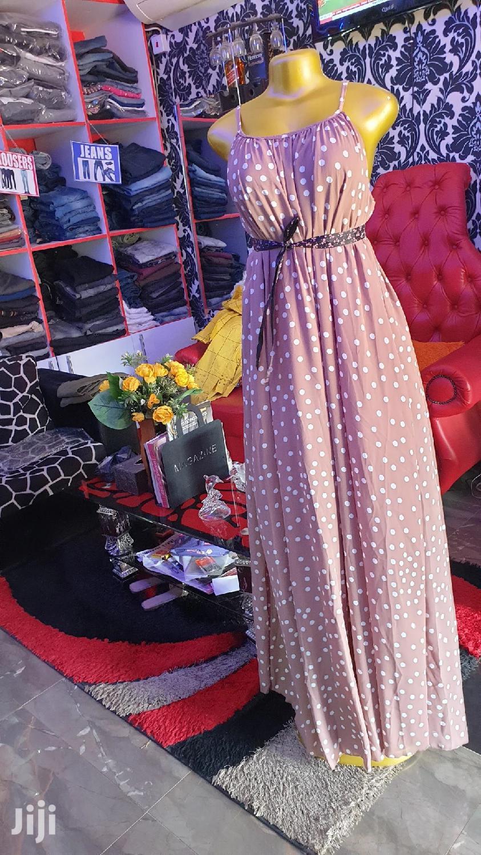 Archive: Maxi Long Dress Vintage