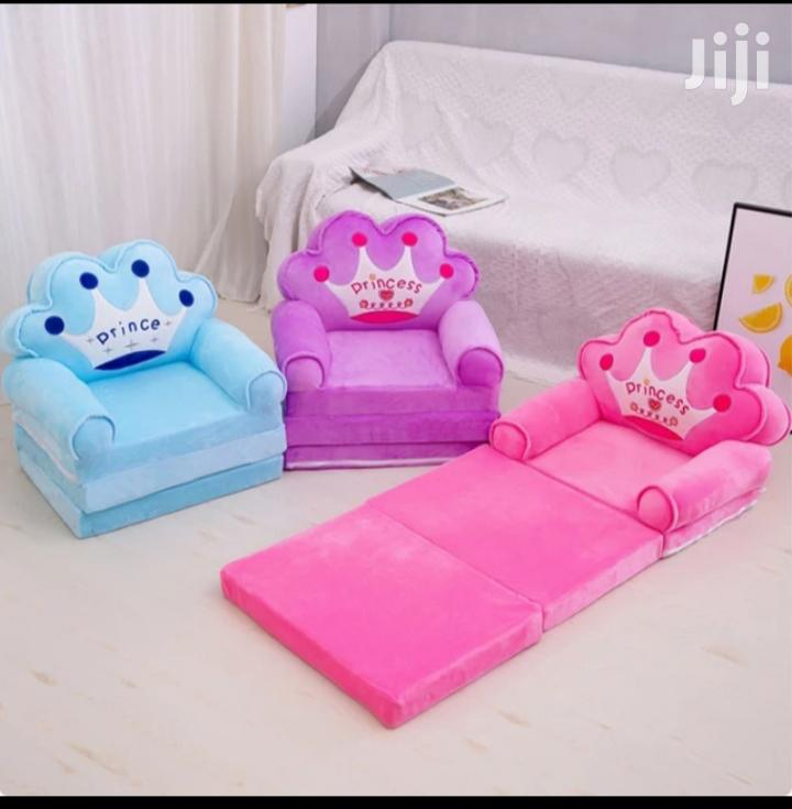 3 Steps Baby Sofa And Bed Chair | Children's Furniture for sale in Adabraka, Greater Accra, Ghana