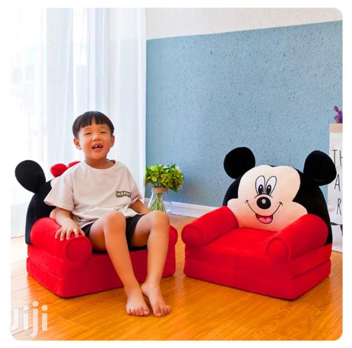 2 Steps Baby Sofa And Chair Bed
