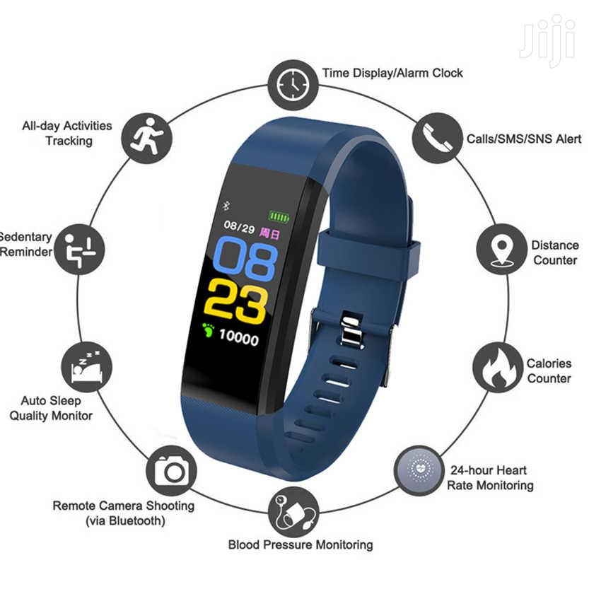 M4 Smart Watch | Smart Watches & Trackers for sale in Accra Metropolitan, Greater Accra, Ghana