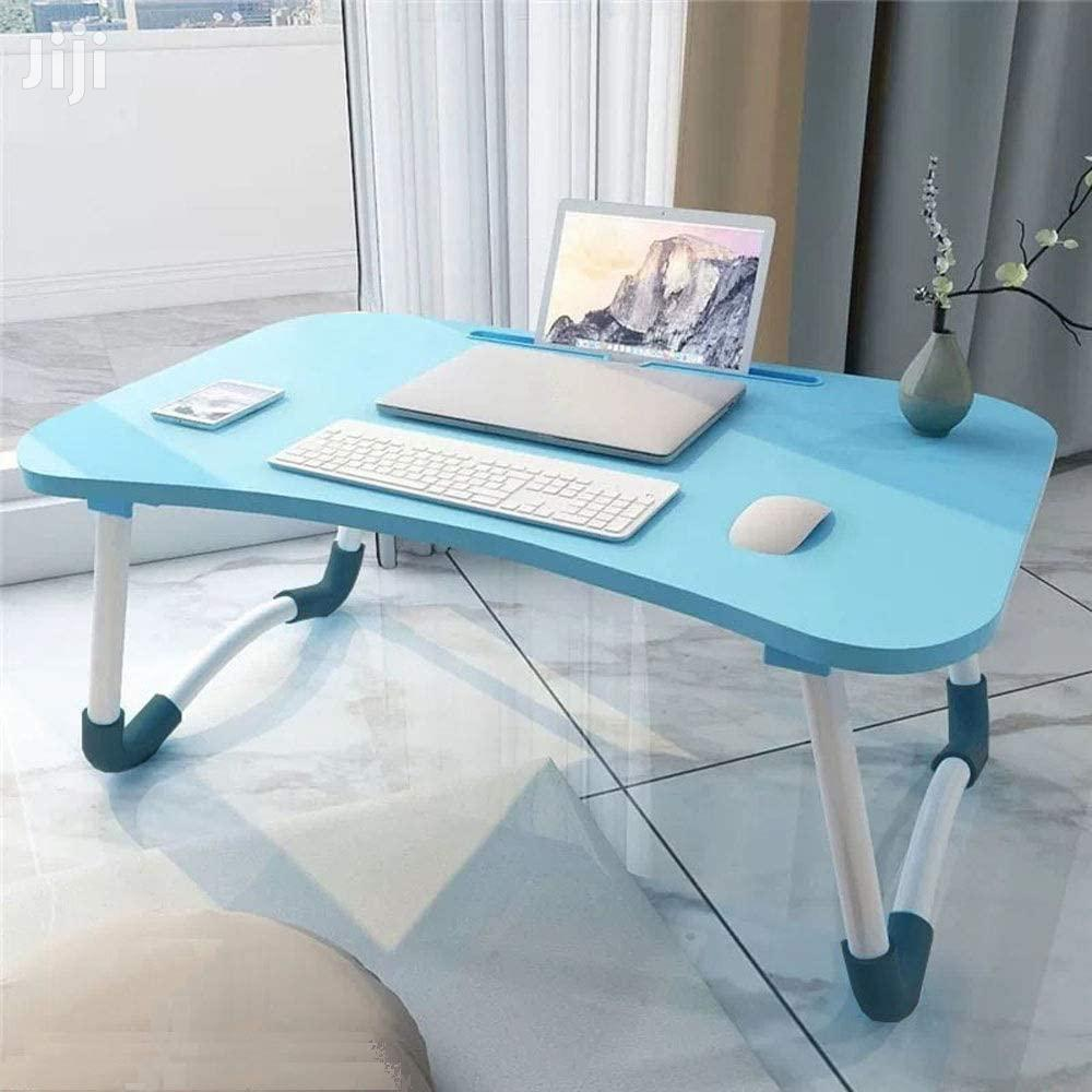Quality! Portable Study Bed Table