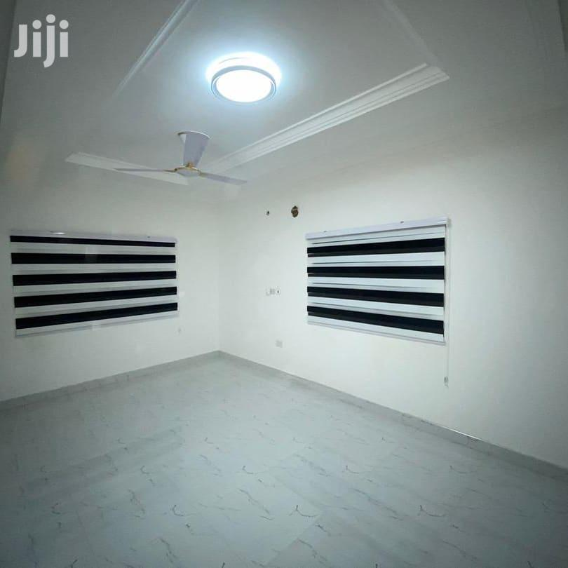 Black And White Zebra Window Blinds Available.