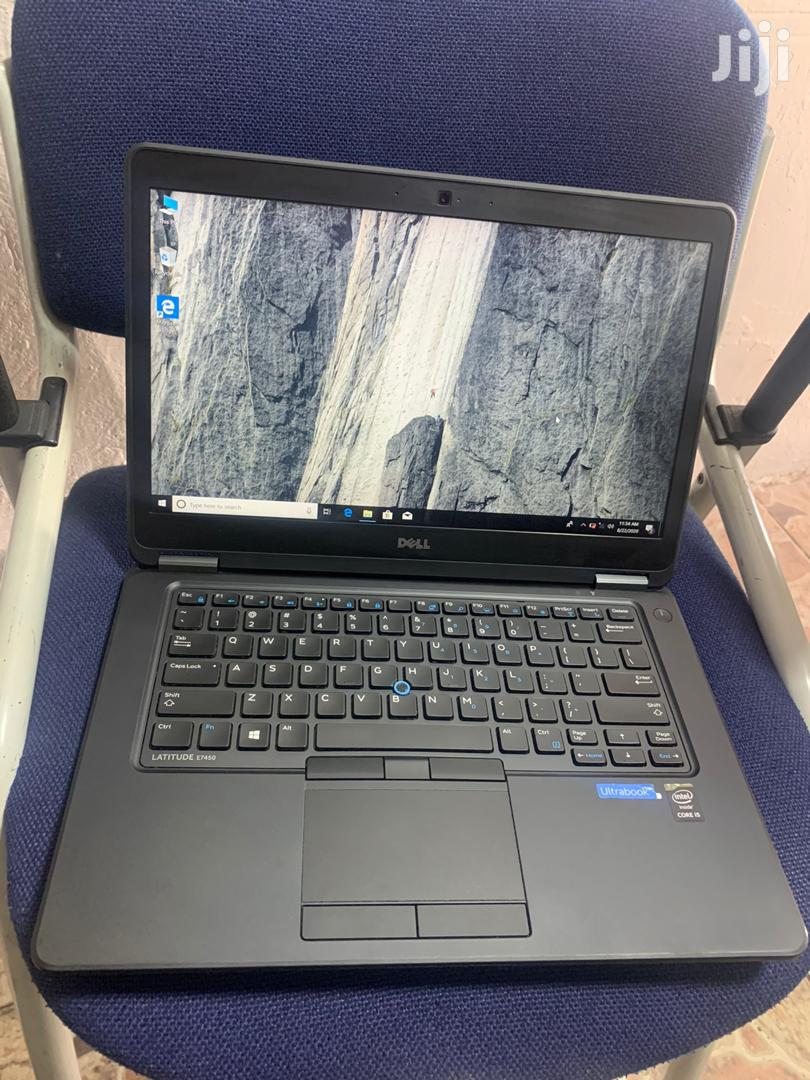 Laptop Dell Latitude E7450 4GB Intel Core I5 HDD 500GB