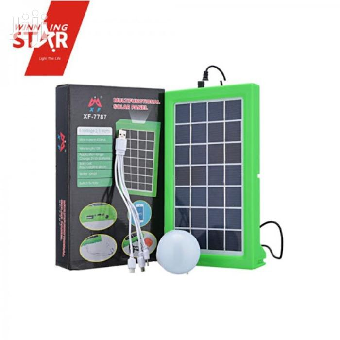 Multifunctional Solar Panel XF-7787 | Solar Energy for sale in Accra Metropolitan, Greater Accra, Ghana