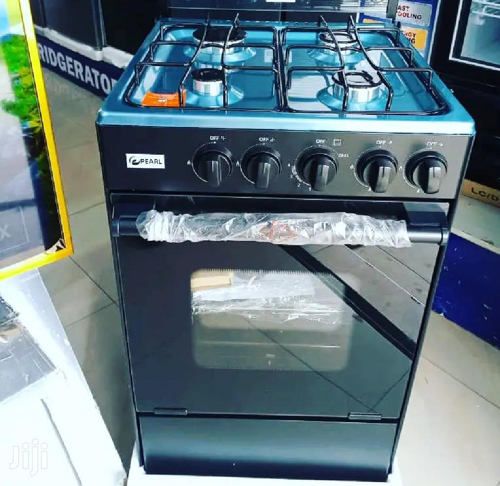 PEARL 4 Burner With Oven