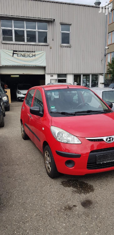 Hyundai i10 1.1 2010 Red