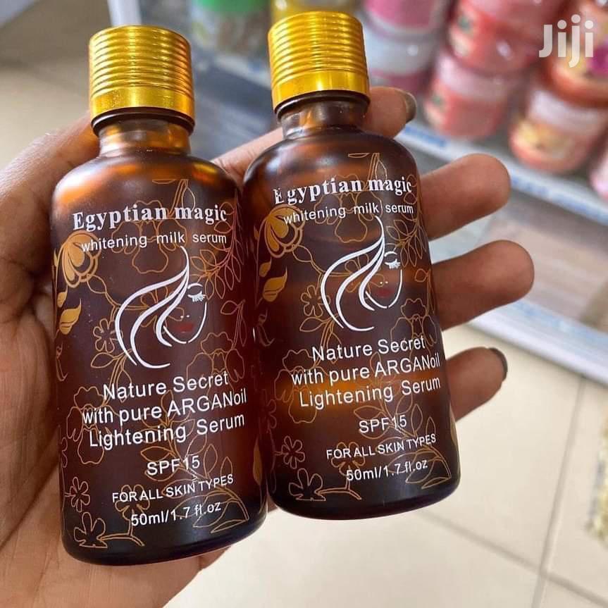Egyptian Magic Whitening Milk Serum