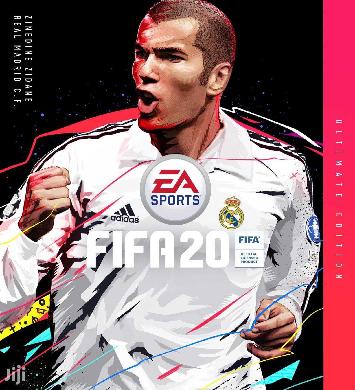 Archive: FIFA 20 Origin Account