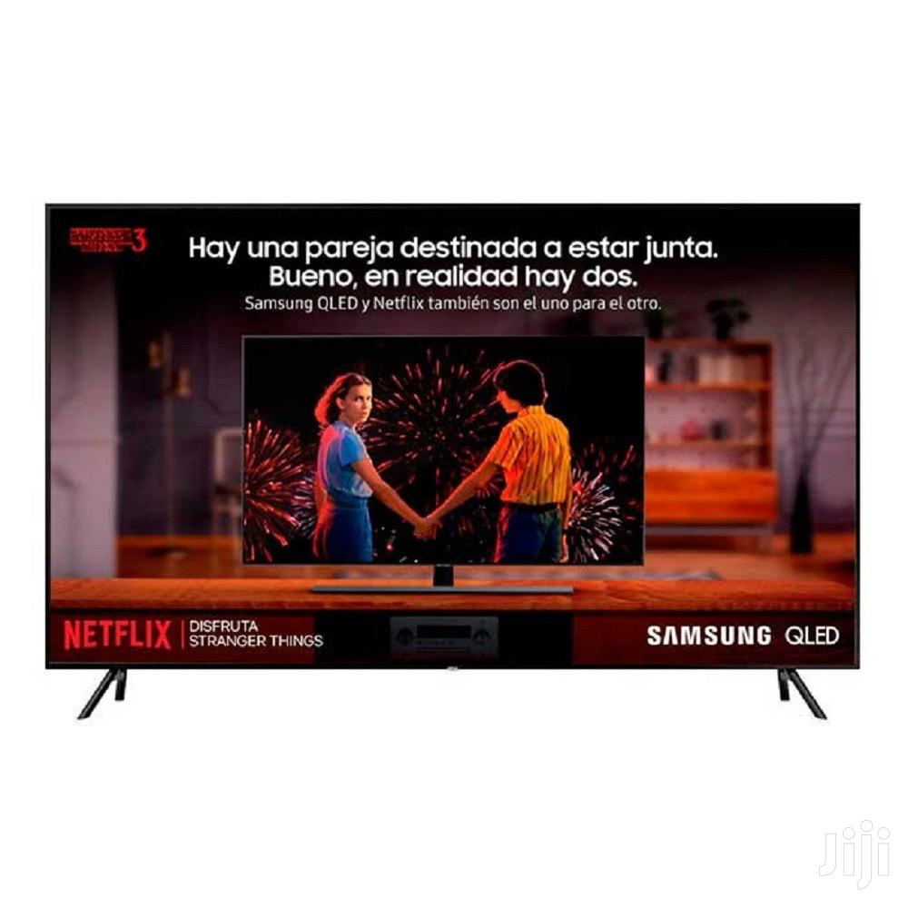 Archive Samsung Qled 55q60r 55 Inch 4k Uhd Smart Tv 2019 In Adabraka Tv Dvd Equipment Egudie Lyfstyle Jiji Com Gh