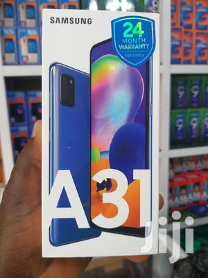 New Samsung Galaxy A31 128 GB Blue | Mobile Phones for sale in Greater Accra, Dansoman