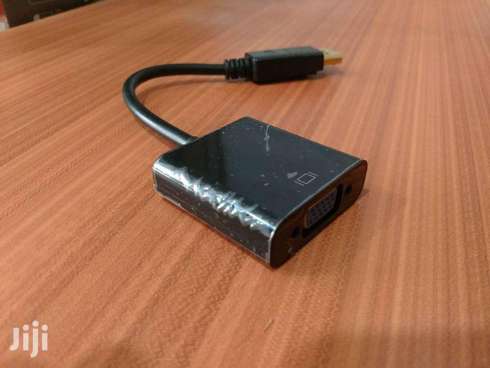 Archive: D P To VGA Adapter