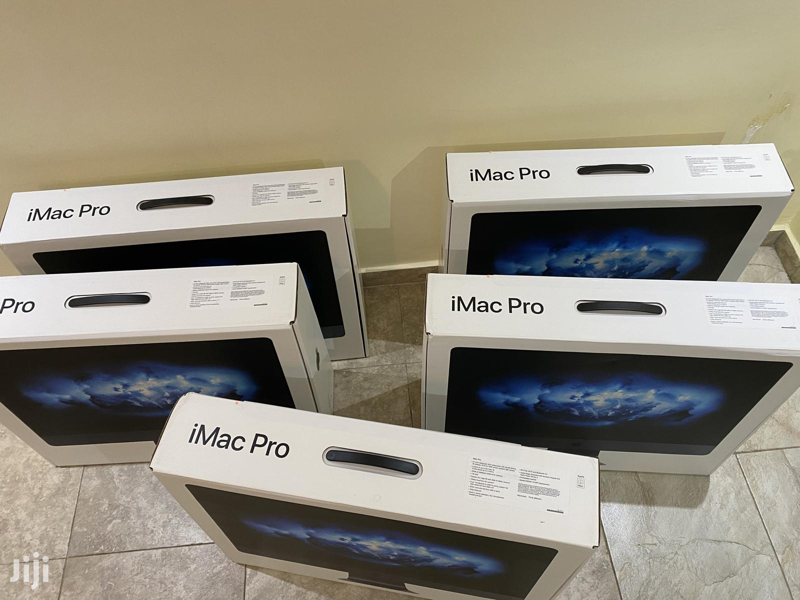 New Desktop Computer Apple iMac Pro 32GB Intel Xeon SSD 1T | Laptops & Computers for sale in Dansoman, Greater Accra, Ghana