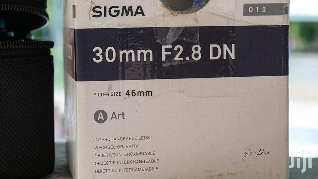 Archive: 30mm F2.8 Sigma Art For Sony