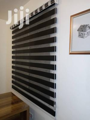 Black Zebra Curtains Blinds For Home And Office | Home Accessories for sale in Greater Accra, Apenkwa