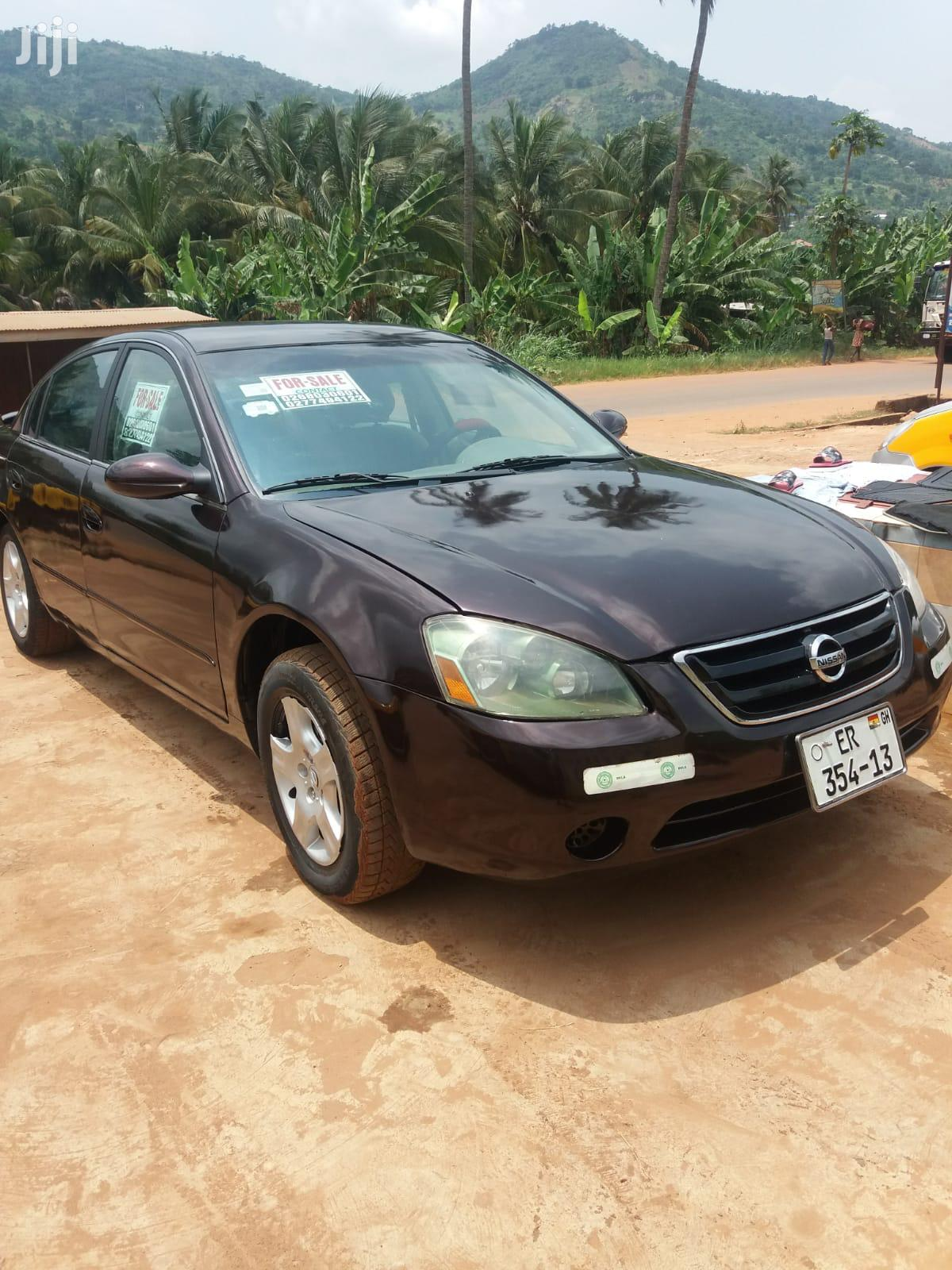 Nissan Altima Hybrid 2010 Brown | Cars for sale in New-Juaben Municipal, Eastern Region, Ghana