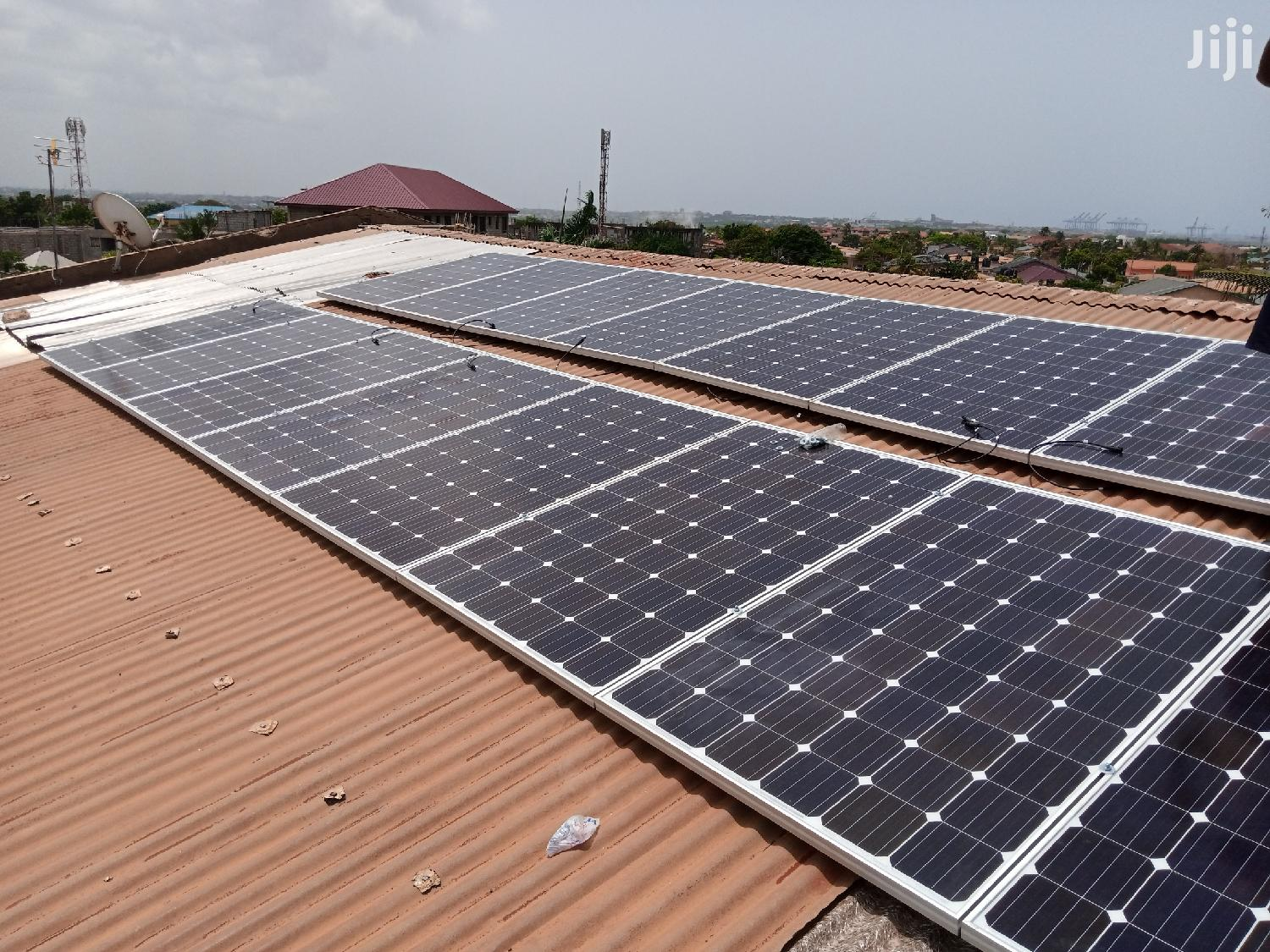3kw Solar With 3 Solar Panels and 2 Batteries | Solar Energy for sale in Teshie new Town, Greater Accra, Ghana