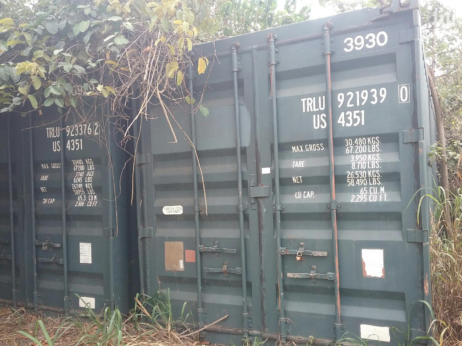 40ft Container for Sale at Atonsu