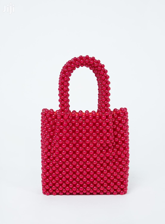 Archive: Beautiful Beaded Bag