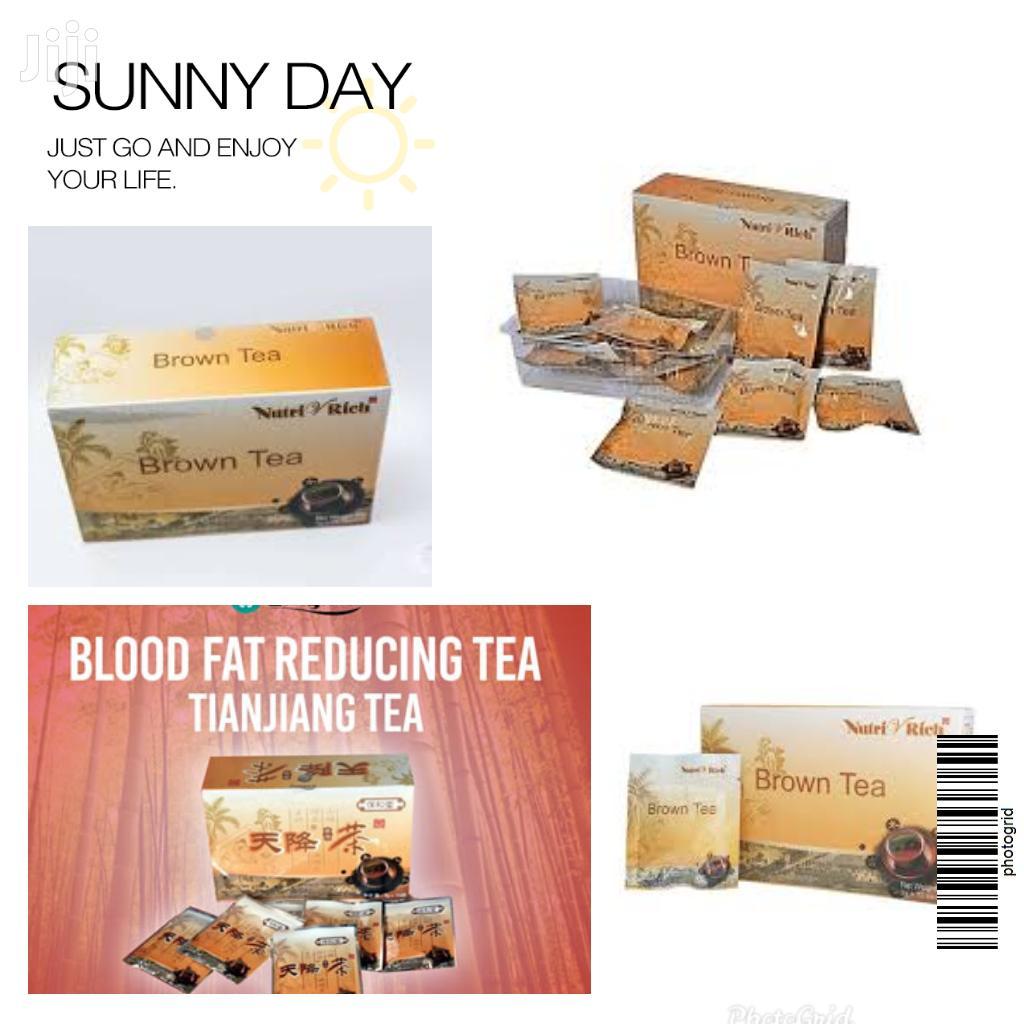 Archive: Longrich Brown Tea(Flat Tummy)