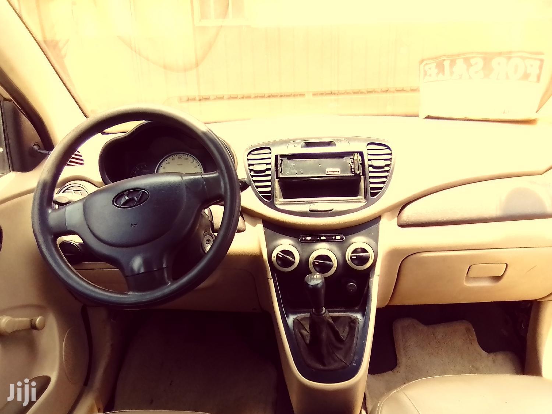Archive: Hyundai i10 2009 1.1 Gold