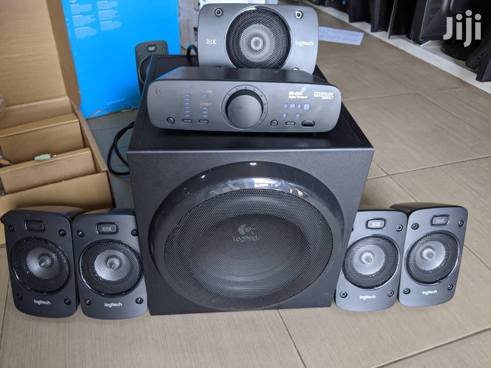 Archive: Logitech Z906 5.1 Surround Sound Speakers