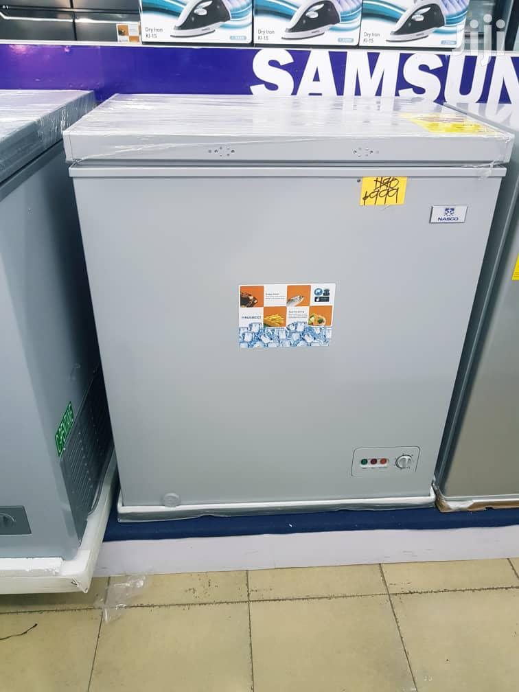 Nasco 150ltr Chest Freezer - Nas200