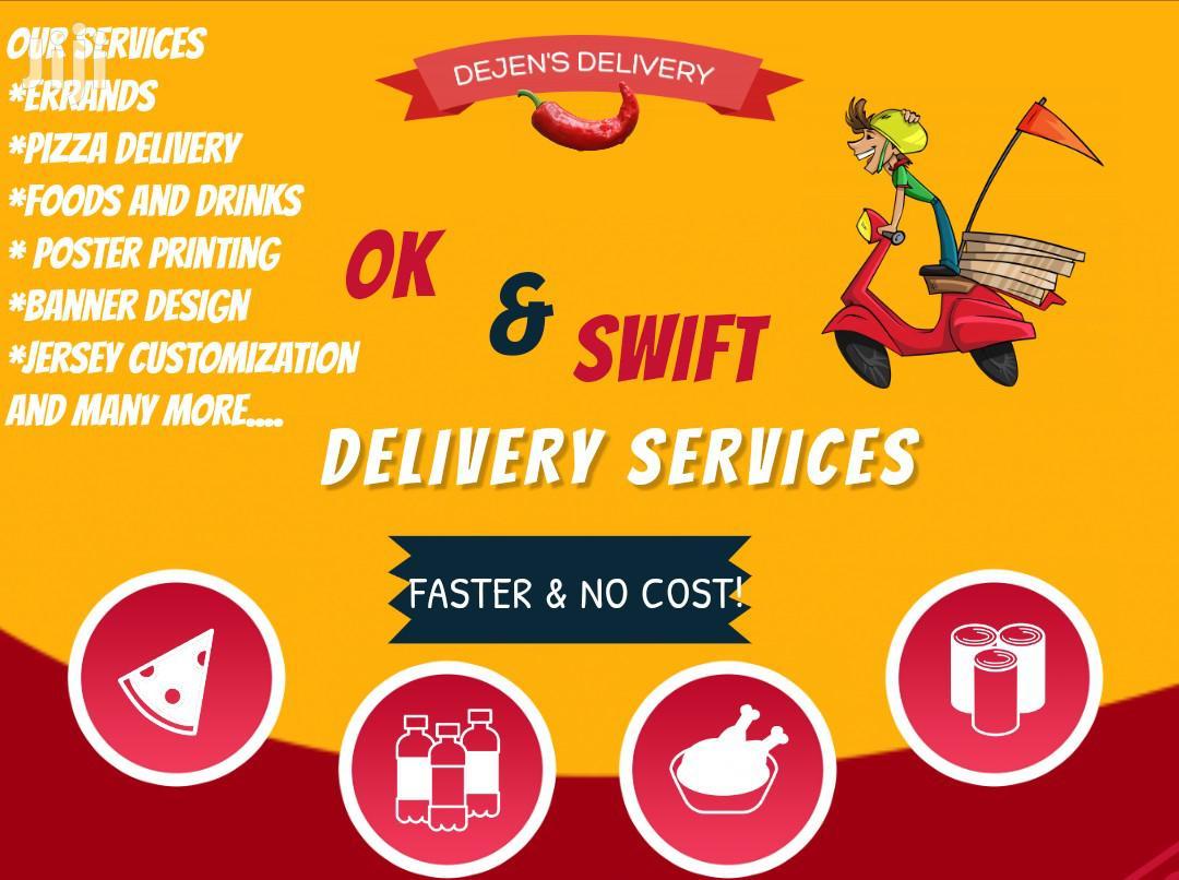 Archive: Dejen's Delivery Services