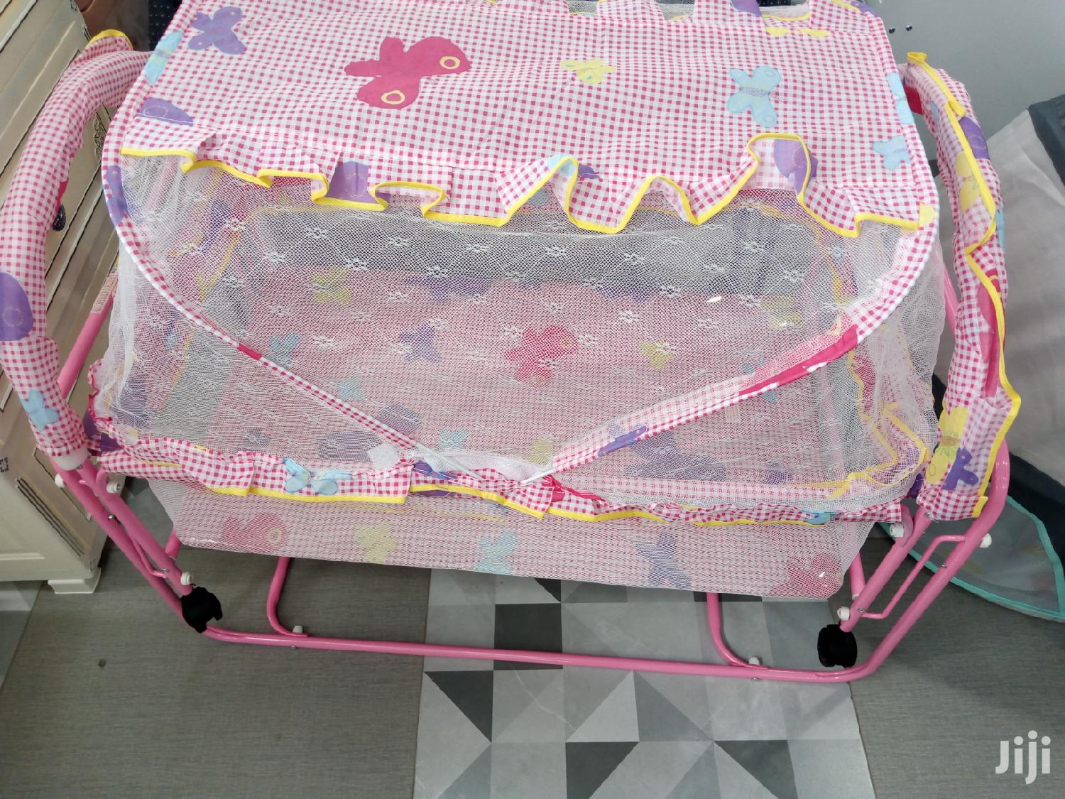 Archive: Baby Swing Cot