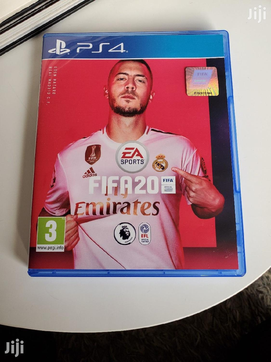 Archive: Fifa 20 Ps4 Game
