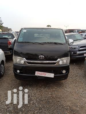 Toyota Hiace 2010black | Buses & Microbuses for sale in Greater Accra, Achimota