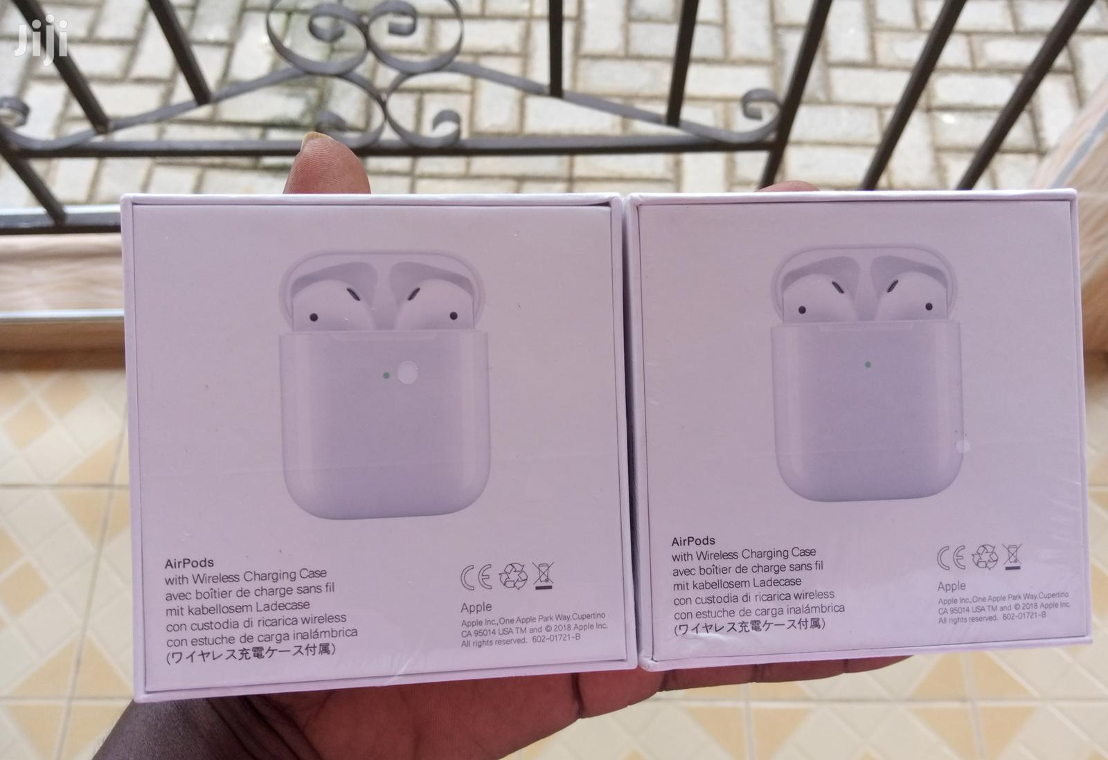 Apple Airpod 2 2nd Generation (Brand New & Sealed In Box)