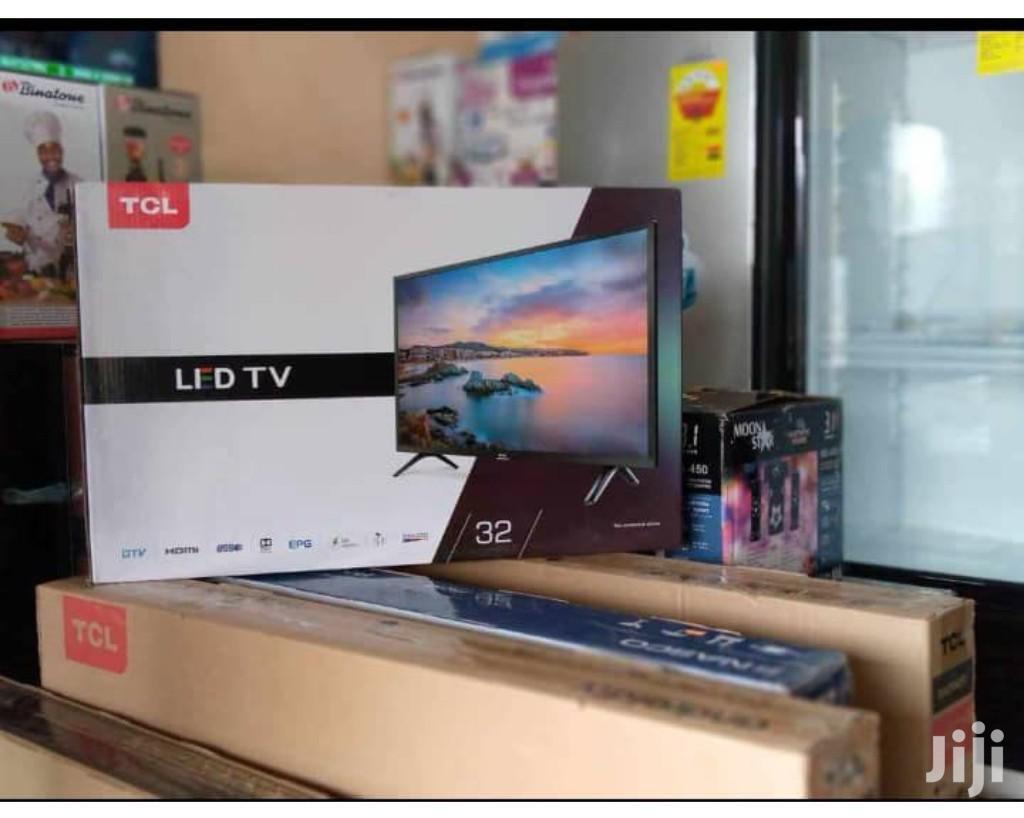 "Archive: TCL 32"" Digital Satellite LED TV"