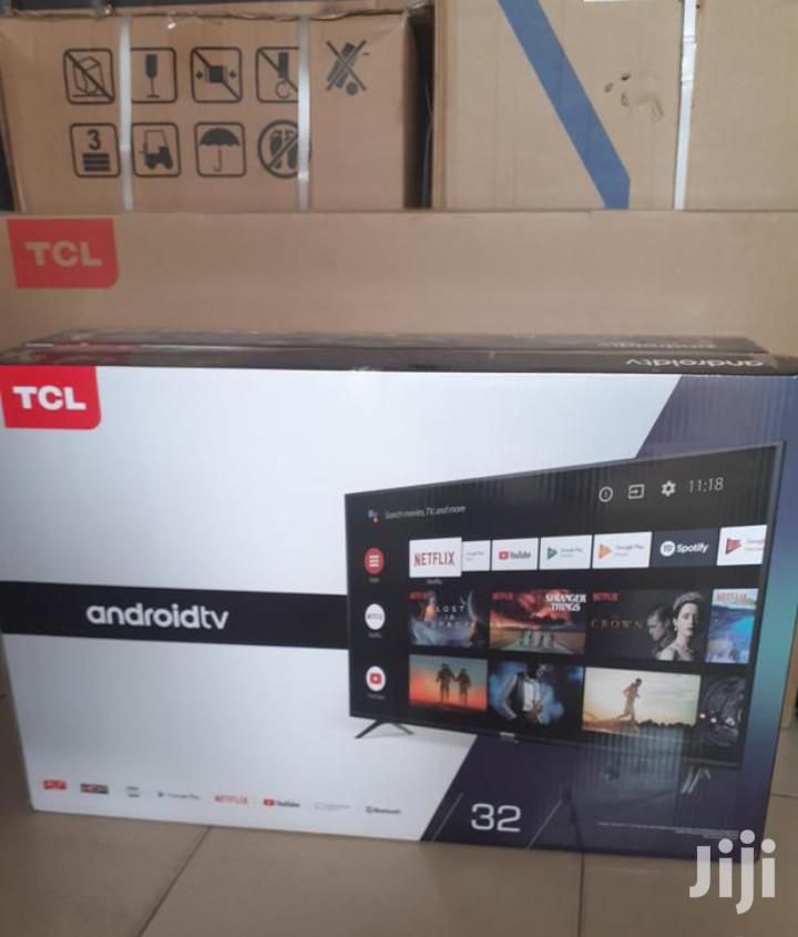 "TCL 32"" Android Smart Digital Satellite LED TV 