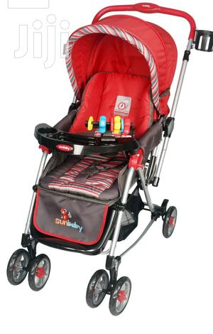 Deluxe Baby Stoller With A Toy Tray | Prams & Strollers for sale in Greater Accra, Adabraka