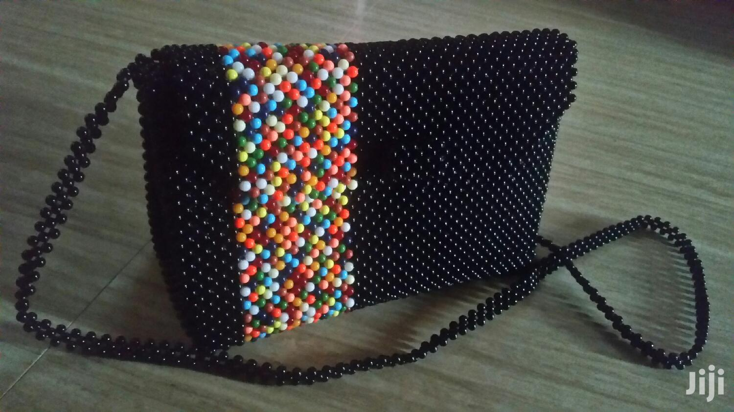 Archive: Beaded Bag