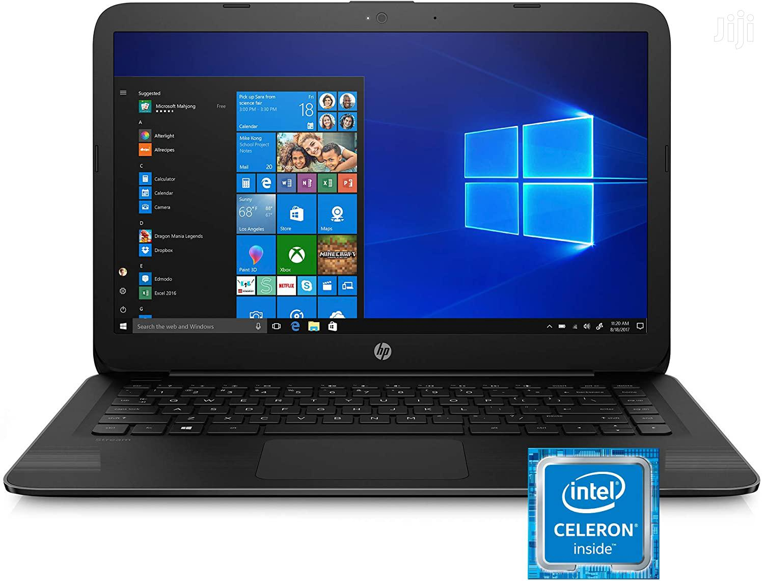 New Laptop HP 15-ra003nia 4GB Intel Celeron HDD 500GB | Laptops & Computers for sale in Achimota, Greater Accra, Ghana
