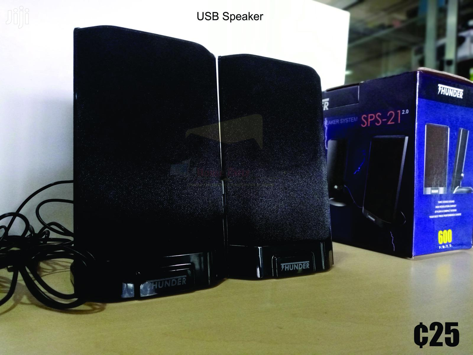 USB Thunder Speaker | Audio & Music Equipment for sale in Accra new Town, Greater Accra, Ghana