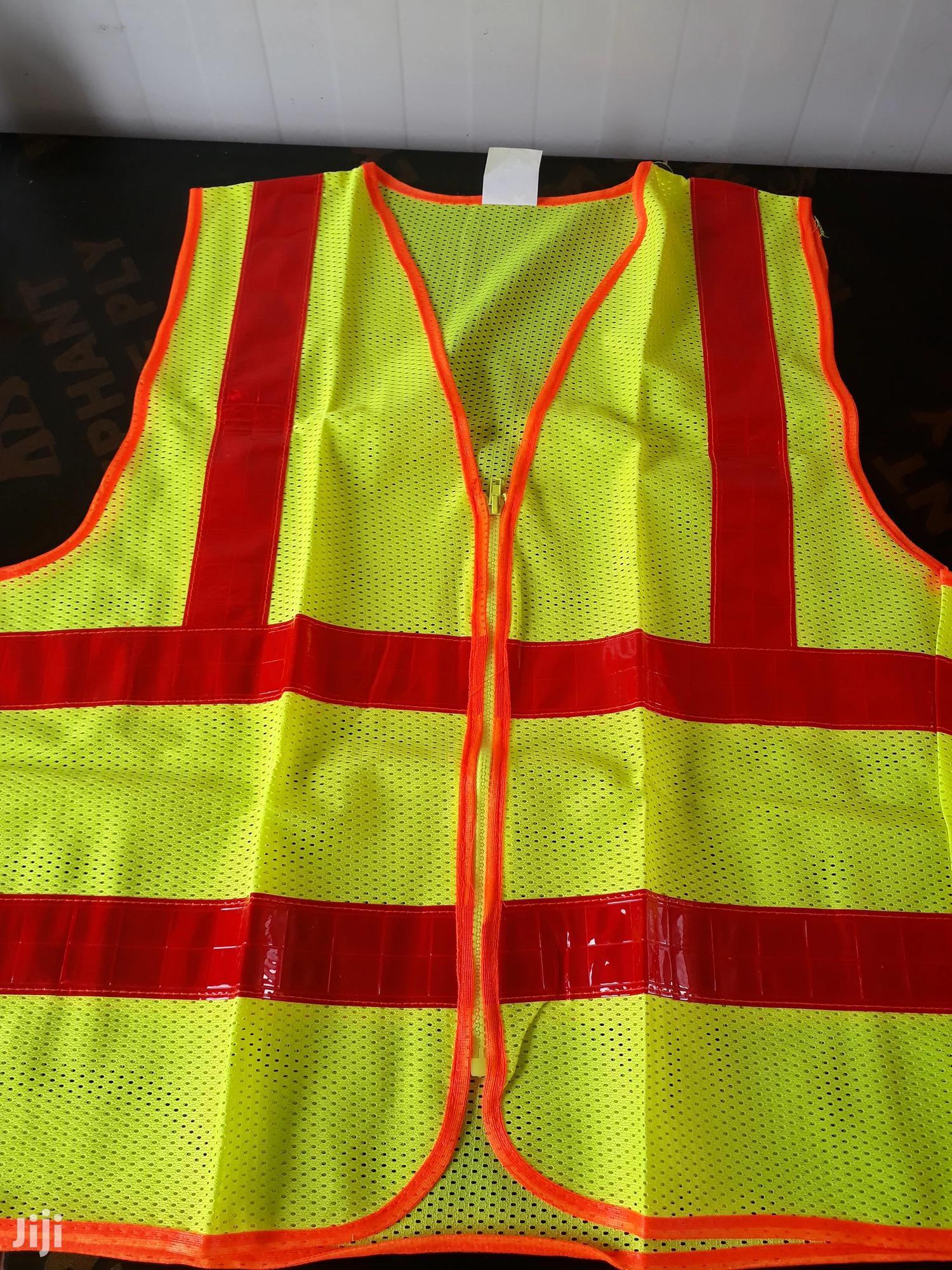 Ventilated Reflective Vest