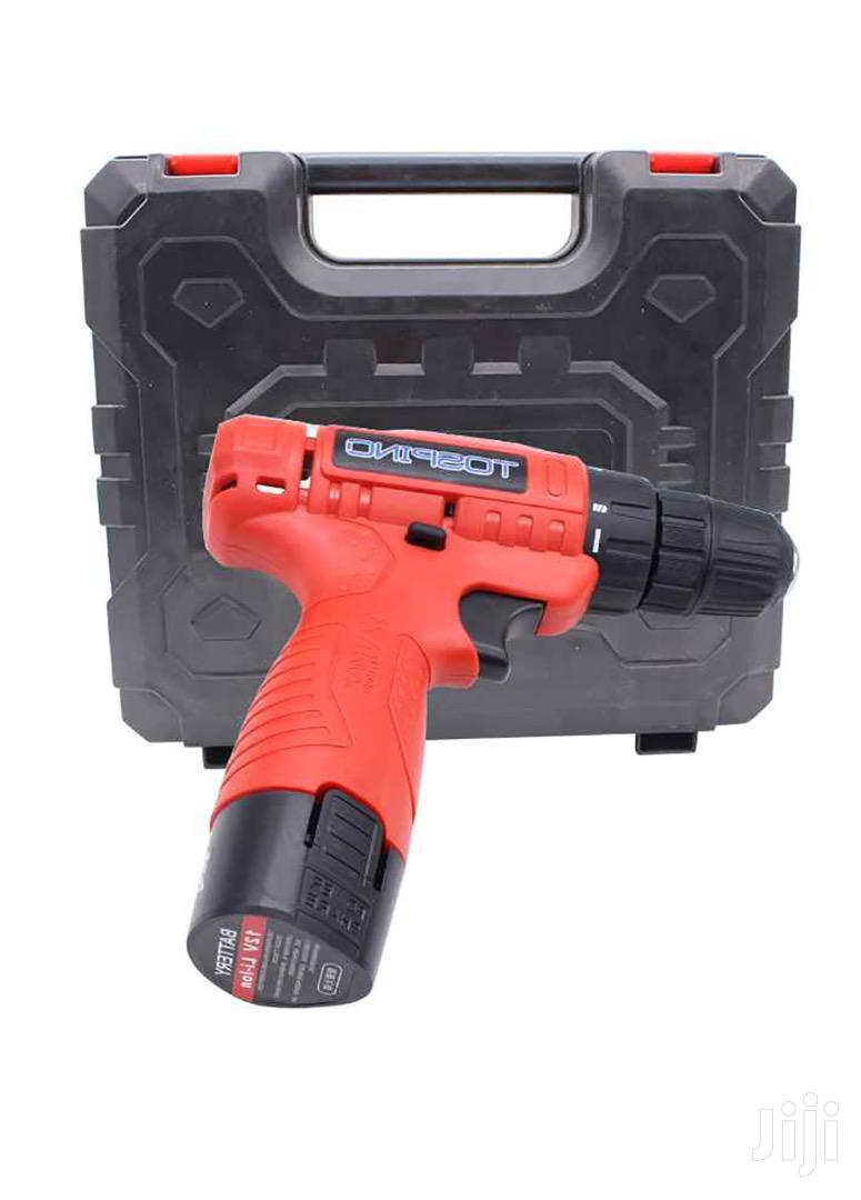 Cordless Compact Drill With 1.5ah Lithium-ion Battery | Electrical Tools for sale in Ga East Municipal, Greater Accra, Ghana