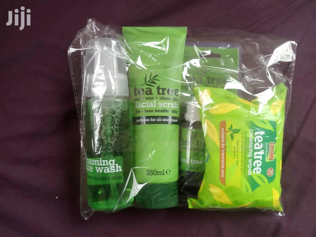 Tea Tree Facial Set | Skin Care for sale in Mfantsiman Municipal, Central Region, Ghana