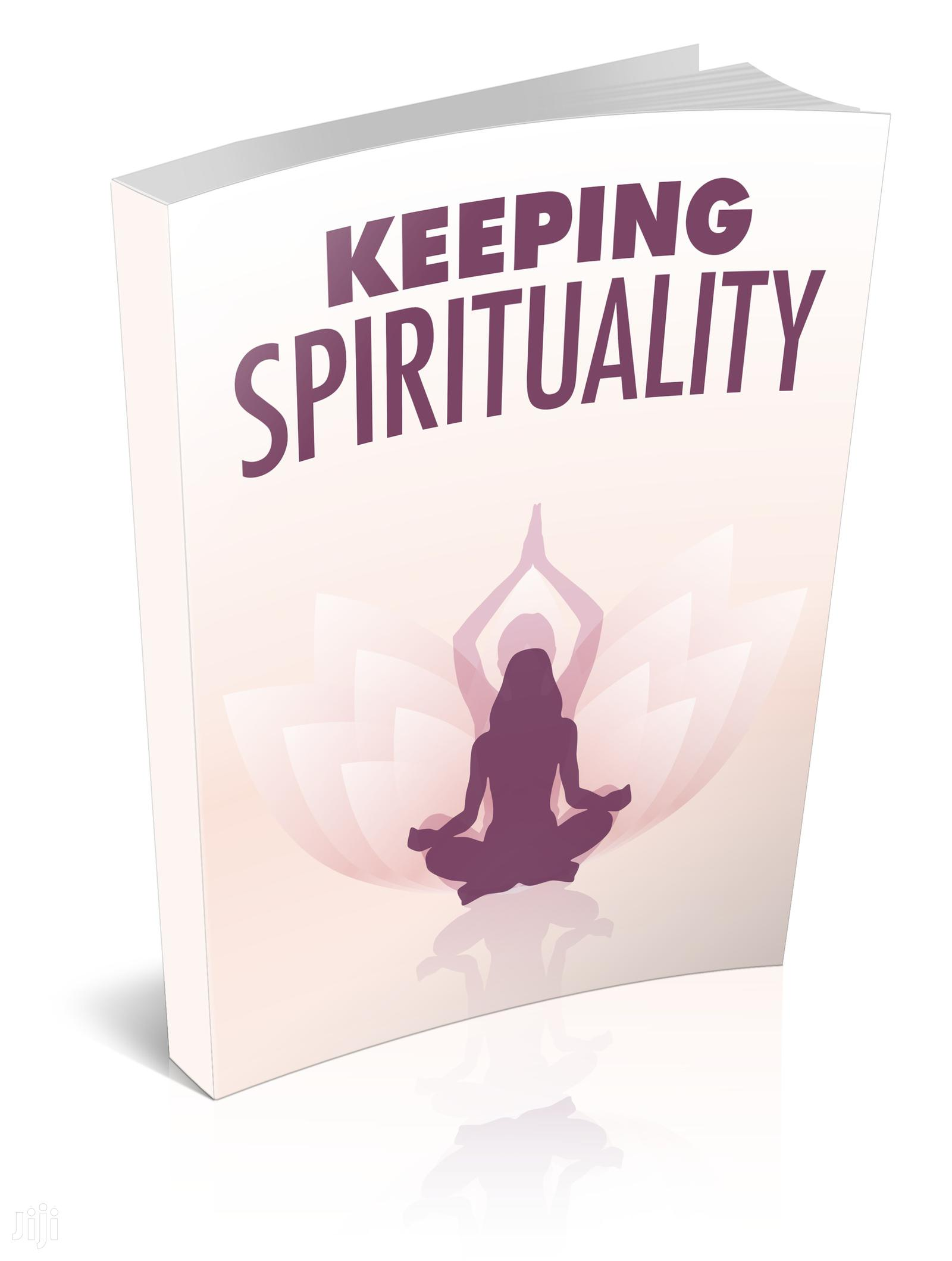 Keeping Spirituality | Books & Games for sale in Ga East Municipal, Greater Accra, Ghana