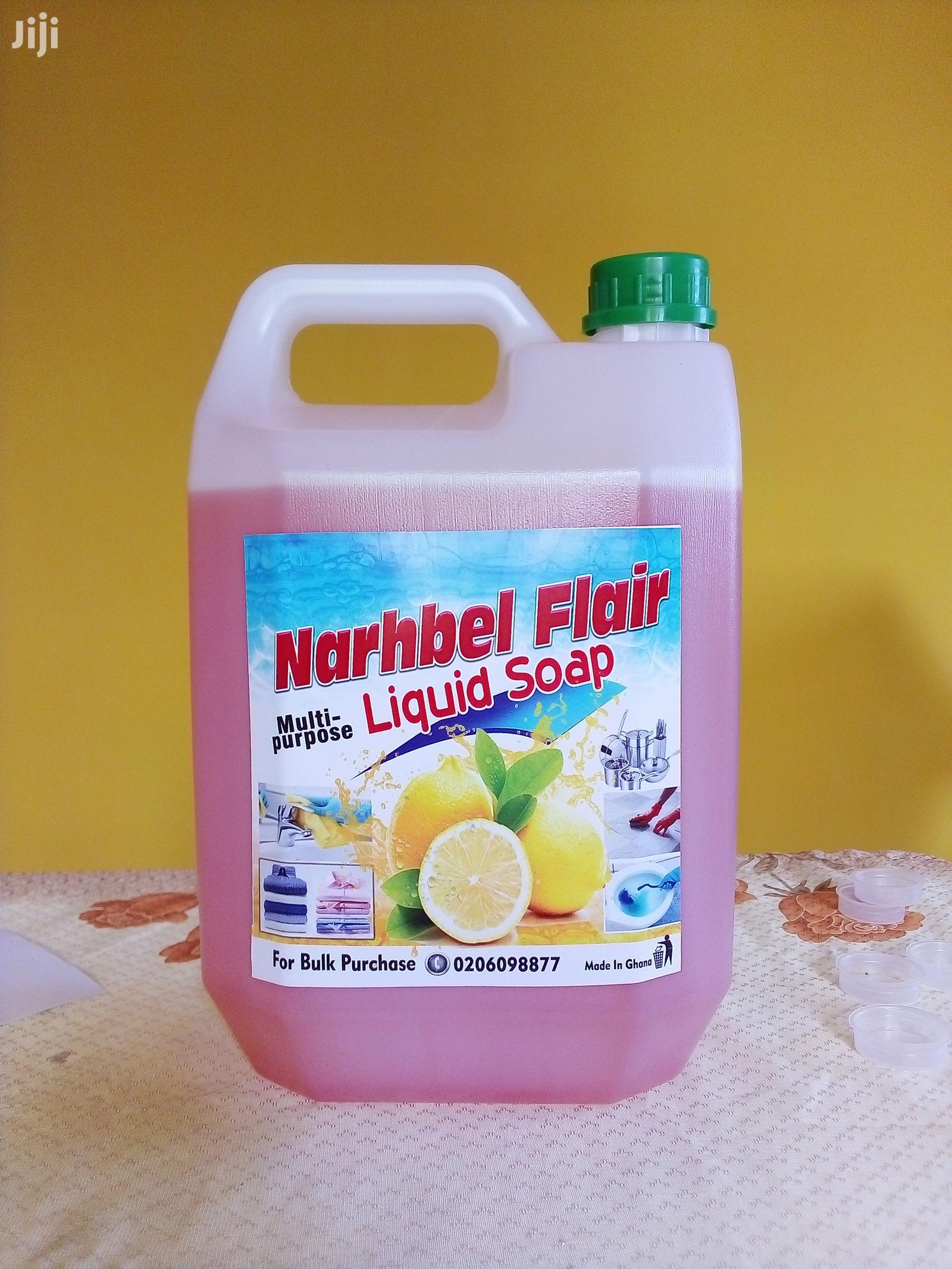 Archive: Liquid Soap