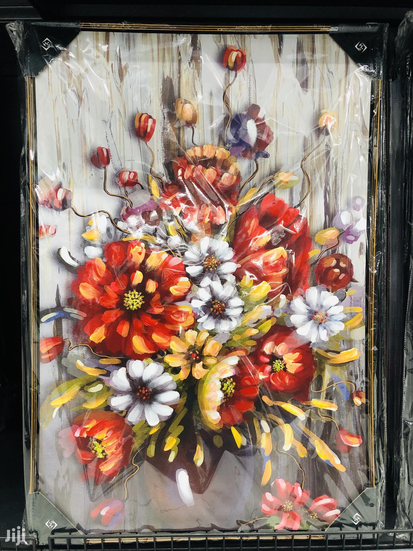 Art Work In Frame