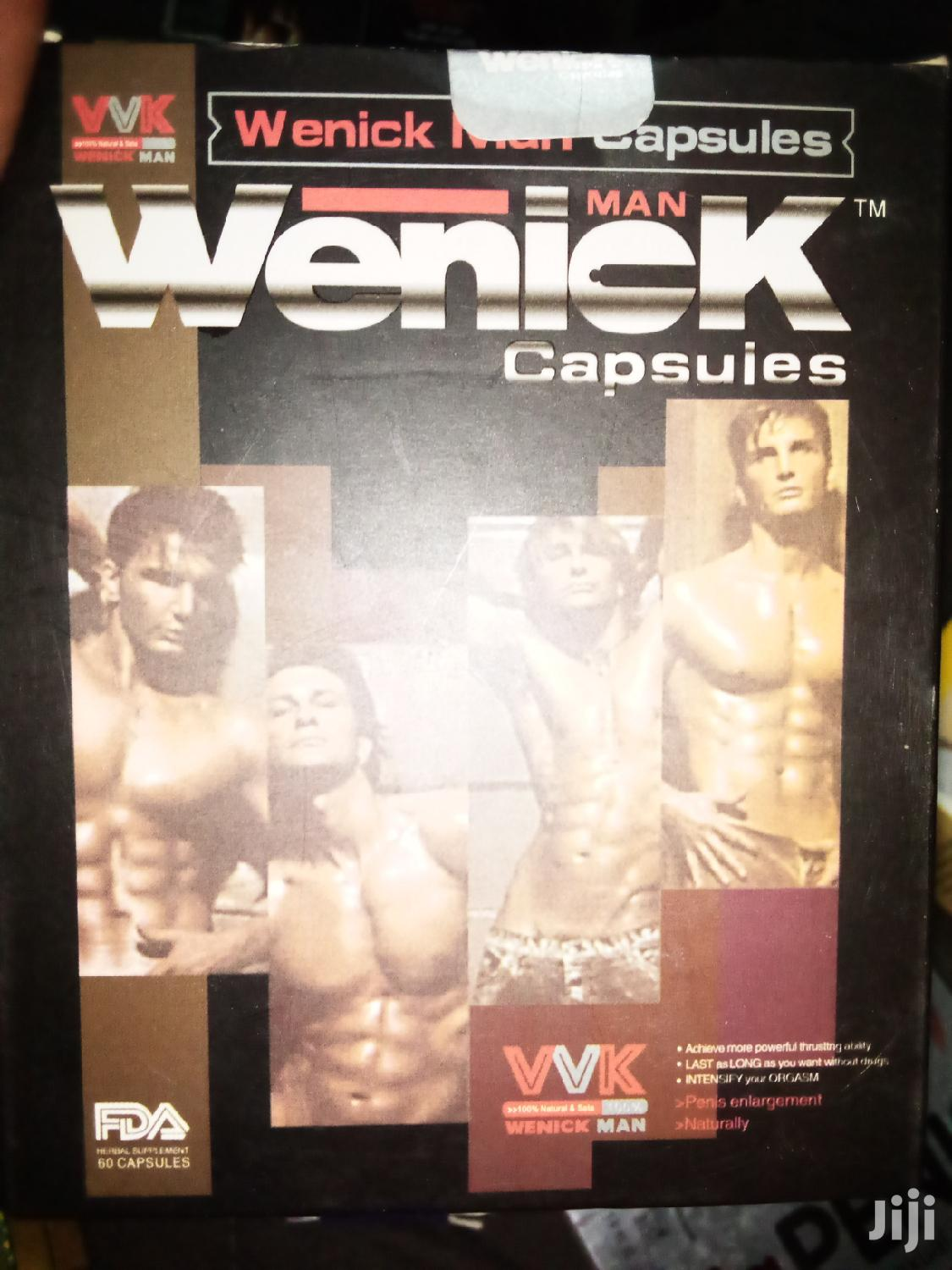 Enlargement From USA Wenick