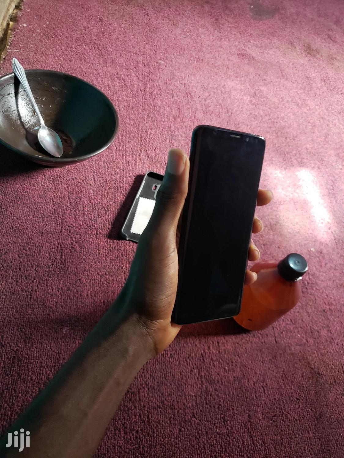 Samsung Galaxy S9 Plus 64 GB Black | Mobile Phones for sale in Tesano, Greater Accra, Ghana