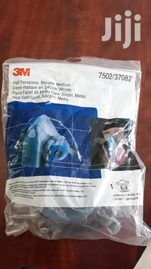 3M Half-face Mask With A Pair Of Organic Vapour Cartridges   Safetywear & Equipment for sale in Greater Accra, East Legon